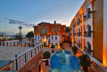 Seven Hills Palace Hotel